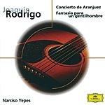 Narciso Yepes Concierto De Aranjuez/Fantasia Para Un Gentilhombre