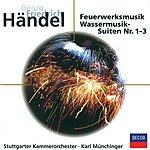 Stuttgarter Kammerorchester Händel: Music For The Royal Fireworks/Water Music