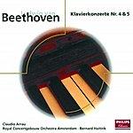 """Claudio Arrau Beethoven: Piano Concerto No.4 in G, Op.58/Piano Concerto No.5 in E Flat Major, Op.73 -""""Emperor"""""""