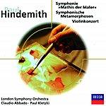 David Oistrakh Hindemith: Mathis Der Maler - Symphonische Metamorphosen - Violinkonzert (Eloquence)