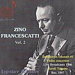 Orchestre De La Société Des Concerts Du Conservatoire Zino Francescatti, Vol. 2