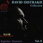 David Oistrakh Bach: Sonatas In G Minor And C Major, Concerto In D Minor, Brandenburg Concerto No. 4