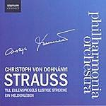 Christoph Von Dohnanyi Strauss Till Eulenspiegel And Ein Heldenleben