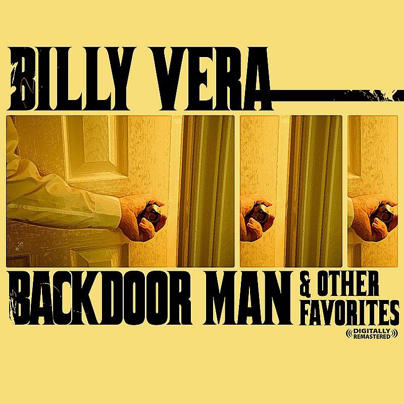Cover Art: Back Door Man & Other Favorites (Digitally Remastered)