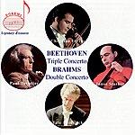 Paul Tortelier Beethoven: Triple Concerto - Brahms: Double Concerto