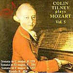 Colin Tilney Mozart: Works For Piano
