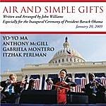 Yo-Yo Ma Air And Simple Gifts