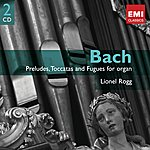 Lionel Rogg Bach: Preludes, Toccatas And Fugues For Organ (Remastered)