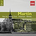 Yehudi Menuhin Martin: Orchestral, Choral/Polyptique/Ballades