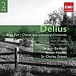 Charles Groves Delius: Popular Orchestral Works