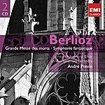 André Previn Berlioz: Grande Messe Des Morts Etc.