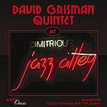 David Grisman Live At Jazz Alley