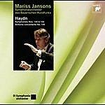 Mariss Jansons Haydn: Symphony No.100/Symphony No.104/Sinfonia Concertante No.105