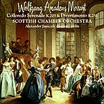 Scottish Chamber Orchestra Mozart Colloredo Serenade K.203 & Divertimento K.251