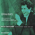 Budapest Philharmonic Orchestra Brahms: Piano Concerto No. 2 In B Flat Major, Op. 83 - The Budapest Years 1985-2005