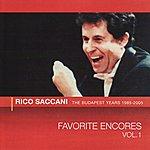 Budapest Philharmonic Orchestra Favorite Encores, Vol. 1