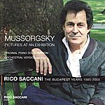 Budapest Philharmonic Orchestra Mussorgsky: Pictures At An Exhibition