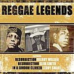 Delroy Wilson Reggae Legends Featuring Delroy Wilson, Slim Smith, & Leroy Smart