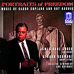 Gerard Schwarz Copland, A.: Fanfare for the Common Man / Lincoln Portrait / Canticle of Freedom / Harris, R.: American Creed (Portraits of Freedom) (Schwarz)