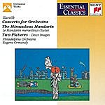 Eugene Ormandy Bartok: Concerto For Orchestra, Miraculous Mandarin Suite & Two Pictures For Orchestra