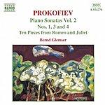 Bernd Glemser Prokofiev: Piano Sonatas Nos. 1, 3 and 4