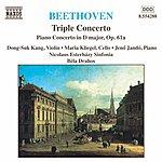 Jenő Jandó Beethoven: Triple Concerto, Op. 56 / Piano Concerto in D Major, Op. 61a