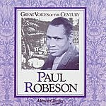 Paul Robeson Paul Robeson - Great Voices Of The Century