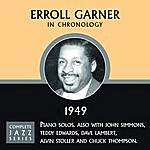 Erroll Garner Complete Jazz Series 1949 Vol. 1