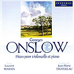 Laurent Martin Onslow & Duport - Pieces for Cello & Piano