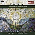 Adriano Fritz Brun - Symphony No. 5 & 10