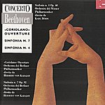 Berlin Philharmonic Orchestra Beethoven: Coriano Overture, Sinfonia Nos. 4, 7