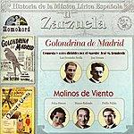 Varios Historia De La Música Lírica Española  Vol. XI - Zarzuela