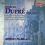 Jeremy Filsell Marcel Dupré Works Vol. 11
