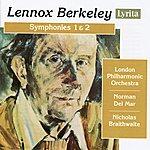 London Philharmonic Orchestra Berkeley: Symphonies 1 & 2