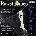 "London Symphony Orchestra Alan Rawsthorne: Symphonic Studies, ""Street Corner"", Piano Concertos No. 1 & 2"