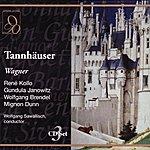Gundula Janowitz Wagner: Tannhäuser