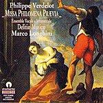 Delitiae Musicae Philippe Verdelot: Missa Philomena Prævia