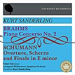 Kurt Sanderling Kurt Sanderling - The Soviet Recordings: Brahms & Schumann