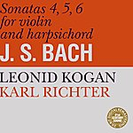 Karl Richter Bach: Sonatas for Violin and Harpsichord No. 4-6