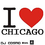 DJ Cosmo I Love Chicago (4-Track Maxi-Single)
