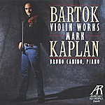 Bruno Canino Bartok: Violin Works
