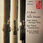 Igor Kipnis Bach: Six Flute Sonatas