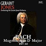 Geraint Jones Bach: Magnificat in D Major, BWV 243