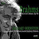 Leonard Bernstein Brahms: Symphony No. 4 in E Minor, Op. 98