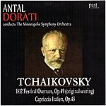 Antal Dorati Tchaikovsky: 1812 Festival Overture/Capriccio Italien