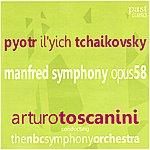 Arturo Toscanini Tchaikovsky: Manfred Symphony, Op. 58