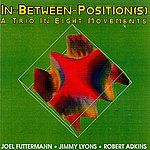 Joel Futterman In-Between Position(s) - A Trio In Eight Movements
