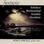 Maria Lourdes Schubert / Rachmaninof / Scriabin / Gershwin: Fantasies per a Piano Duet