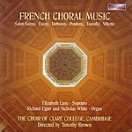 Timothy Brown French Choral Music