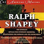 London Sinfonietta Ralph Shapey